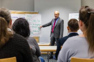Seminar zum Thema Arbeitsrecht